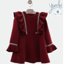 5157 Vestido Yoedu niña Corintio