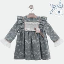 Vestido niña Yoedu Familia Cirene